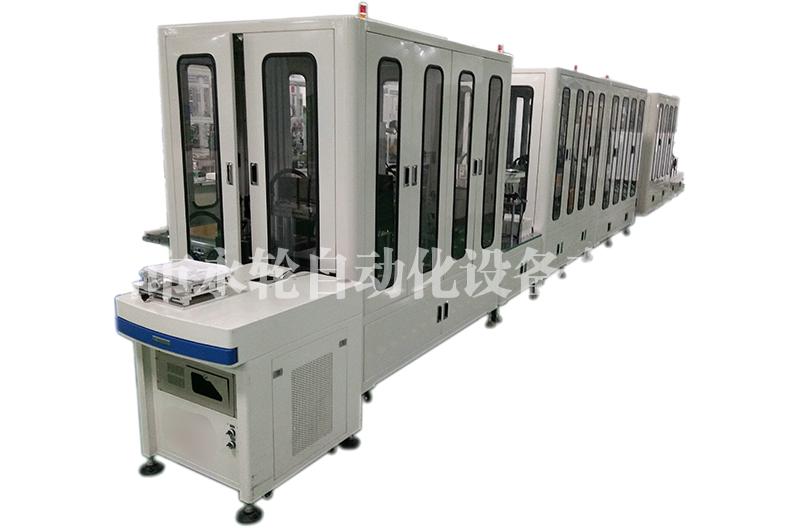 汽车燃油泵自动化生产线