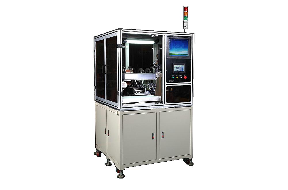 CCD检测贴标机