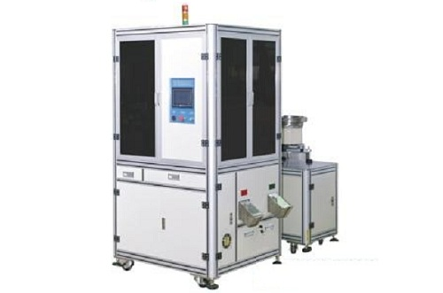 CCD视觉自动检测机 外观缺陷探测筛选设备 工业机器视觉检测系统
