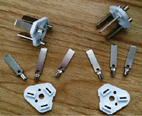 国标二级电源插头自动组装机