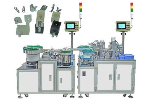 自动组装检测机