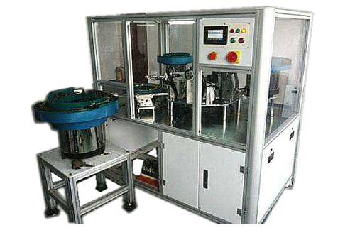 光纤发射器自动组装机设备