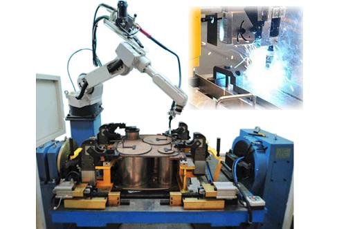 多功能机器人焊接设备
