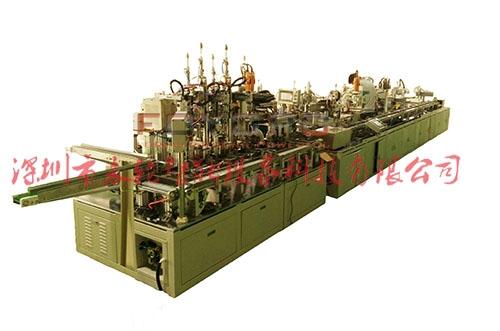 煤气灶阀芯自动化组装生产线