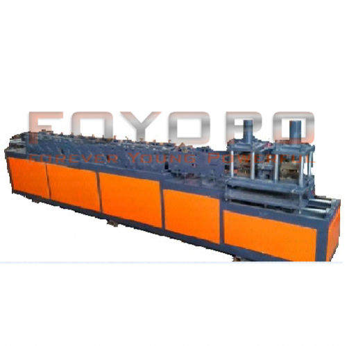Cold Forming Machine Rolling Line Round Steel Flattening Machine Rolling Forming Machine Shaped Steel Forming Line